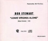 Cover Rod Stewart - Leave Virginia Alone
