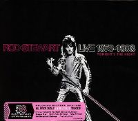 Cover Rod Stewart - Live 1976-1998 - Tonight's The Night