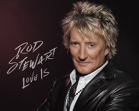 Cover Rod Stewart - Love Is
