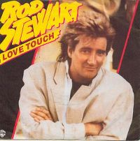 Cover Rod Stewart - Love Touch