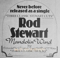 Cover Rod Stewart - Mandolin Wind