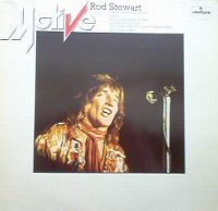 Cover Rod Stewart - Motive
