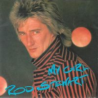 Cover Rod Stewart - My Girl