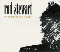 Cover Rod Stewart - Rhythm Of My Heart