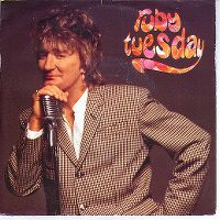 Cover Rod Stewart - Ruby Tuesday