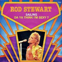 Cover Rod Stewart - Sailing