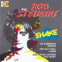 Cover Rod Stewart - Shake
