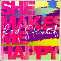 Cover Rod Stewart - She Makes Me Happy