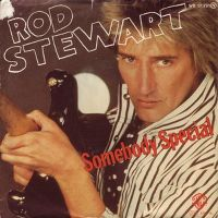 Cover Rod Stewart - Somebody Special