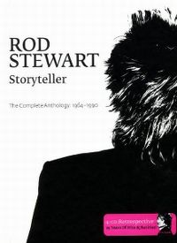 Cover Rod Stewart - Storyteller - The Complete Anthology 1964-1990