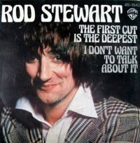 Cover Rod Stewart - The First Cut Is The Deepest