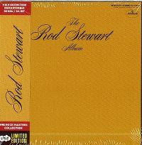 Cover Rod Stewart - The Rod Stewart Album