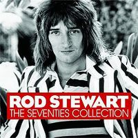 Cover Rod Stewart - The Seventies Collection