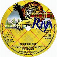 Cover Rod Stewart - Tonight's The Night