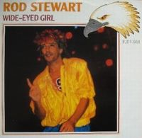 Cover Rod Stewart - Wide-Eyed Girl