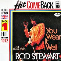 Cover Rod Stewart - You Wear It Well