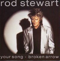 Cover Rod Stewart - Your Song
