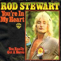 Cover Rod Stewart - You're In My Heart