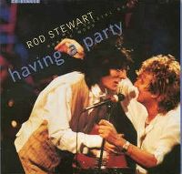 Cover Rod Stewart & Ronnie Wood - Having A Party