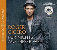 Cover Roger Cicero - Für nichts auf dieser Welt
