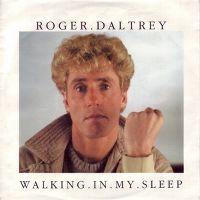 Cover Roger Daltrey - Walking In My Sleep