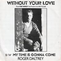 Cover Roger Daltrey - Without Your Love
