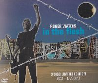 Cover Roger Waters - In The Flesh - Live