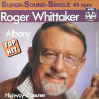 Cover Roger Whittaker - Albany