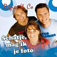 Cover Rogier & Co - Schatje, mag ik je foto
