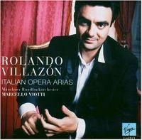 Cover Rolando Villazón - Italian Opera Arias