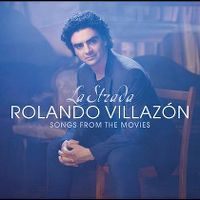 Cover Rolando Villazón - La strada - Songs From The Movies