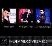 Cover Rolando Villazón - Opera recital / Airs d'opéras italiens / Airs d'opéras français