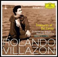 Cover Rolando Villazón - Treasures Of Bel Canto