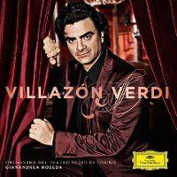 Cover Rolando Villazón - Verdi