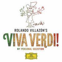 Cover Rolando Villazón - Viva Verdi! My Personal Selection