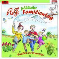 Cover Rolf Zuckowski - Rolfs fröhlicher Familientag