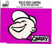 Cover Rollo Goes Camping - Get Off Your High Horse