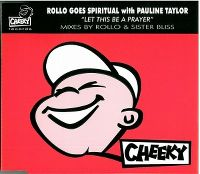 Cover Rollo Goes Spiritual feat. Pauline Taylor - Let This Be A Prayer