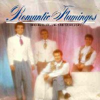 Cover Romantic Flamingos - (Dich erkenn' ich...) Mit verbundenen Augen