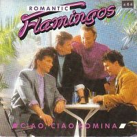 Cover Romantic Flamingos - Ciao, ciao Romina