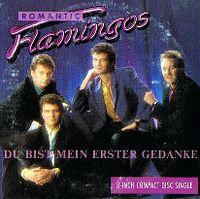 Cover Romantic Flamingos - Du bist mein erster Gedanke