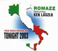 Cover Romazz feat. Ken Laszlo - Tonight