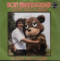 Cover Ron Brandsteder - Lieve Bella Beer
