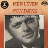 Cover Ron Davis - Mijn leven