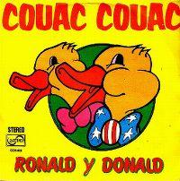 Cover Ronald And Donald - Kwek Kwek