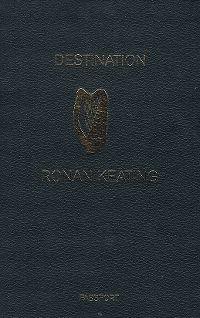 Cover Ronan Keating - Destination