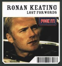 Cover Ronan Keating - Lost For Words