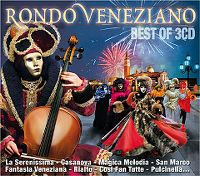 Cover Rondo' Veneziano - Best Of 3CD