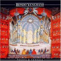 Cover Rondo' Veneziano - Poesia di Venezia