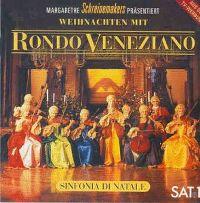 Cover Rondo' Veneziano - Weihnachten mit Rondo' Veneziano - Sinfonia di Natale